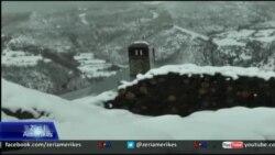 Vazhdon moti i rënduar në Shqipërinë e veriut