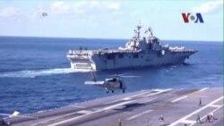 Truyền thông TQ chỉ trích, cảnh cáo Mỹ vụ máy bay đối đầu ở Biển Đông