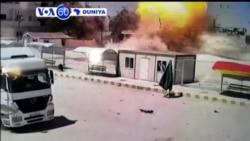 VOA60 DUNIYA: Turkiya Ta Musanta Yunkirin Da Aka Ce Yan IS Sun Yi Na Ratsawa Cikin Kasar , Yuni 25, 2015