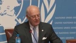聯合國特使促敘利亞各方切實履行停火
