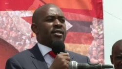Zimbabwe Opposition Leader Appeals for International Aid to Save Lives