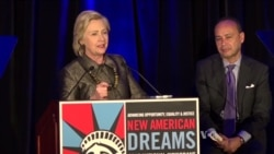 Hillary Clinton on Immigrants