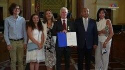 Լոս Անջելեսի քաղաքային խորհրդի անդամ Փոլ Քրեքորյանին հանձնվել է ՀՀ բարձրագույն պարգևներից մեկը հանդիսացող Երախտագիտության մեդալ