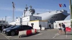 Nga tin tưởng Pháp sẽ hoàn tất hợp đồng bán tàu chiến