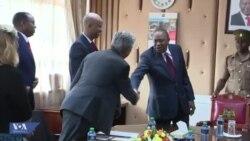 Mkuu wa UNHCR Grandi atembelea wakimbizi Kenya