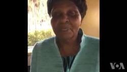 Zanu PF's Molly Ndlovu Mocks Mnangagwa's Opponents, Calls for More Women in Parly