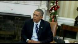 President Obama Addresses California Shooting Rampage