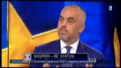 Shqiperia lobon per statusin