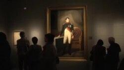 نمایش صد روز آخر حکمرانی بناپارت در موزه کارناواله