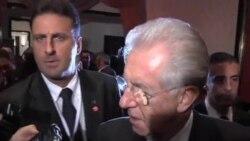 意大利總理蒙蒂將辭職