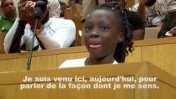Une petite fille en pleurs dénonce les bavures policières contre les Noirs à Charlotte (vidéo)