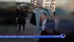حامیان محمدعلی طاهری مقابل دادگاه انقلاب تجمع کردند؛ دادگاه لغو شد