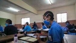 Máscaras fabricadas no Lubango - 2:00