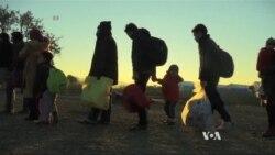 Despite Fiery Rhetoric in US, Syrian Refugees Arrive