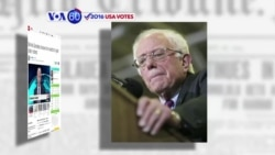 "VOA60 Elections - Sanders admits he ""isn't doing well with older people"""