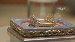 Լոս Անջելեսից Արա Ղազարյանը ոսկուց և թանկարժեք քարերից ստեղծել է աշխարհում ամենափոքր շախմատը և գրանցվել գինեսի ռեկորդների գրքում