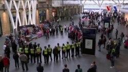 İngiltere'de Saygı Duruşu