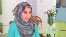 """کافه-بوتیک """"نون"""" برای یا خانم های غزه"""