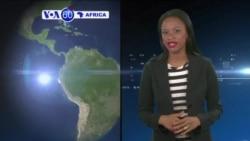 VOA60 AFRICA - OCTOBER 22, 2015