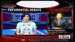 Laporan Langsung VOA untuk MNC World: Pasca Putaran Pertama Debat Capres AS