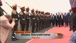 Moses Havyarimana on Burundi
