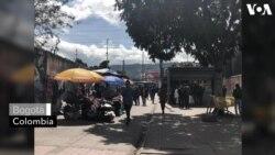 Venezolanos llegan a Colombia para laborar en trabajos informales
