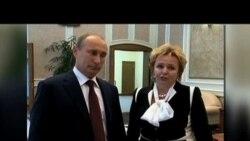 Nga: Hai ông bà Putin loan báo li hôn