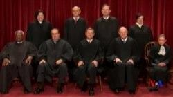 大法官席位空缺華盛頓面臨論戰