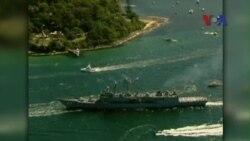 Mỹ kêu gọi Australia tăng cường kiểm soát vùng biển có tranh chấp