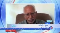 حسین باقرزاده: انتصاب دوباره احمد جنتی، نشانه قحط الرجال در جمهوری اسلامی است