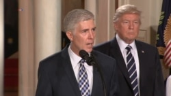Supreme Court Nominee Gorsuch: Work of the Judge to Apply the Laws