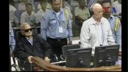 Hai cựu thủ lĩnh Khmer Đỏ lãnh án tù chung thân