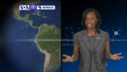 VOA60 AFRICA - OCTOBER 14, 2014
