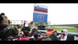 移民要求斯洛文尼亚开放边界