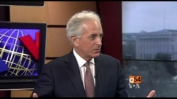 Senator Corker on Syrian Peace Initiative