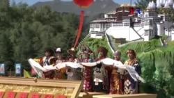 China celebra 50 años de dominio en Tíbet