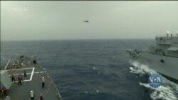 Катер берегової охорони США «Гамільтон» зайшов у Чорне море. Відео