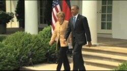 EE.UU. y Alemania, unidos frente a Ucrania