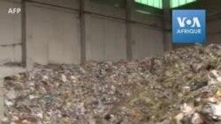 Un centre de recyclage français déborde depuis que la Chine n'importe plus de déchets