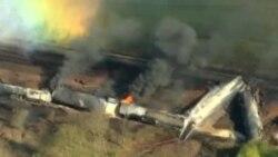 比利時運載化學品火車脫軌引發毒氣外泄