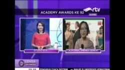 Laporan VOA untuk Lensa Pagi RTV: Jelang Acara Penghargaan Oscar 2020