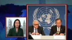 VOA连线:叙利亚会议 各方意见不一