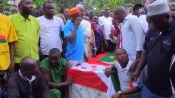 聯合國譴責暗殺布隆迪反對黨領袖事件