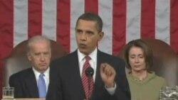 奥巴马2月12号发表国情咨文