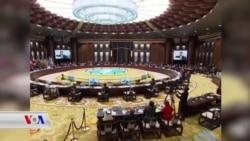 قەیرانی سوریا لە پەراوێزی کۆنگرەی G20 لە چین