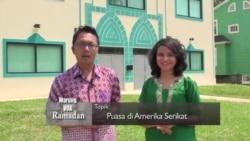 Puasa di AS: Aktivitas Muslimah Amerika (3)