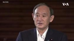 日本首相菅義偉宣布將卸任