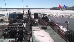 Oil Price Tumble Delays Midwest Shale Oil Production