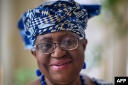 15일 나이지리아의 응고지 오콘조이웨알라 후보가 차기 세계무역기구(WTO) 사무총장으로 선출됐다.