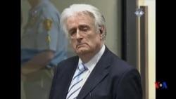 波黑塞族領導人卡拉季奇被判犯有種族滅絕罪